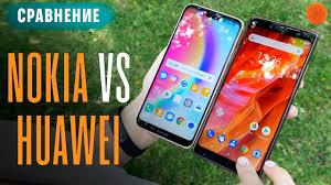 Сравнение Nokia 7 Plus и <b>Huawei P20</b> Lite - YouTube