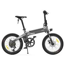 <b>Original Xiaomi HIMO C20</b> 10AH Electric Moped Bicycle Bike – Gray ...
