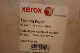 <b>Инженерная калька</b> в рулоне <b>Xerox</b> | Festima.Ru - Мониторинг ...
