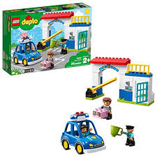 <b>LEGO DUPLO Town</b> Police Station <b>10902</b> Bui- Buy Online in Costa ...