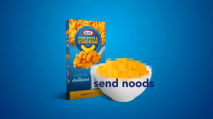 "Kraft ""<b>Send Noods</b>"" campaign mac & cheese Vanessa Bayer | wkyc ..."