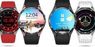 Обзор смарт-<b>часов kingwear kw88</b>: качественные, но не во всем