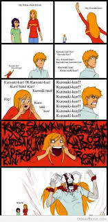 Otaku Meme » Anime and Cosplay Memes! » Pesky Orihime via Relatably.com