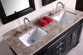 bathroom sinks taps tops sink awesome adorna traditional double bathroom vanities with top