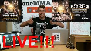 UFC Fight Night 158 Live Stream Play-by-Play - YouTube