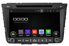 <b>Штатная магнитола Hyundai Creta</b> 16+ Android 5.1, WiFi, DVD, 8 ...