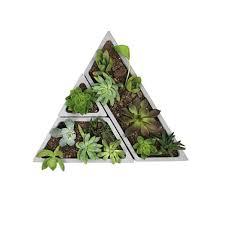 Rhombus <b>Geometric Concrete Planter Silicone</b> Mold Home ...
