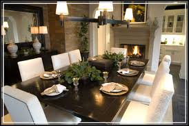 inviting small dining room designs