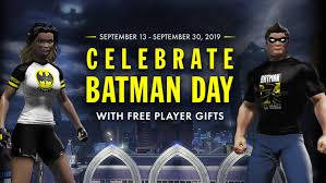 Batman Day 2019 - New Gift! | DC Universe Online