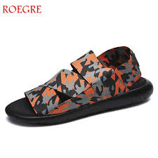 <b>Sandals Men large size</b> Wedge <b>Sandals</b> Summer Man <b>Slippers</b> ...