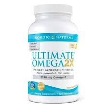 Nordic <b>Ultimate Omega 2X</b> 120 - United States