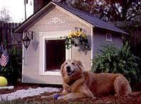 Free Dog House Plans  Peaked Roof  A Frames  Dog Shelters    In The Doghouse  Lowes  Keeping up   the Martha Stewarts award