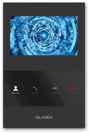 <b>Видеодомофон Slinex SQ-04M Black</b> купить в Москве, цена на ...