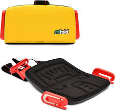 <b>Автокресло Mifold the</b> Grab-and-Go Booster seat Taxi Yellow ...