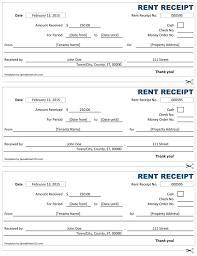 rent receipt rent receipt template for excel 2 like this template
