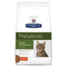 <b>Hill's Prescription Diet Metabolic</b> Weight Management Dry Cat Food ...