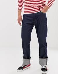 Мужские прямые <b>джинсы классические</b> – купить в интернет ...