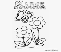 Small Picture March coloring pages to download and print for free