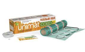UNIMAT CORD <b>Теплый пол</b> (<b>мат</b> нагревательный), комплект 98 ...