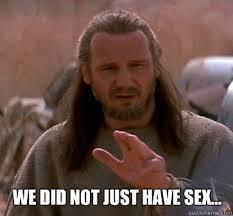 Dishonest Jedi memes | quickmeme via Relatably.com
