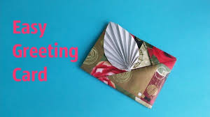 DIY How To Make a Greeting Card For <b>Mom</b>, Granny. Birthday ...
