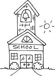 Small Picture School House Coloring Pages For Kids And For Adults Coloring Home