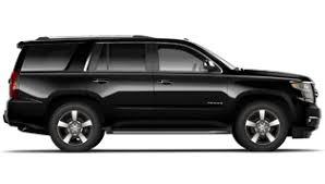 Комплектации и цены Chevrolet Tahoe (Шевроле Тахо) 2020