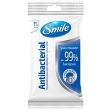 <b>Влажные салфетки Smile</b> — купить на Яндекс.Маркете
