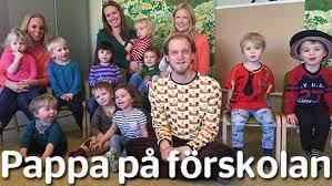 Pappa på förskolan | <b>Barnkanalen</b>