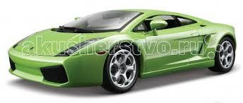 <b>Машина Lamborghini Gallardo</b> LP560-4 2008 <b>Bburago</b> — купить в ...