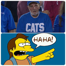 Best NCAA Memes: Wisconsin Badgers Messing Up Kentucky Wildcats ... via Relatably.com