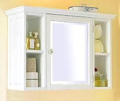 ideas bathroom cabinet mirror medicine