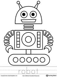 Small Picture 9 best Robot colouring pages images on Pinterest Coloring sheets