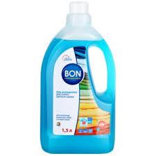 Жидкое <b>средство для стирки Bon</b> Professional Гель-концентрат ...
