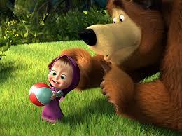 кузовков о маша и медведь новые приключения маши веселые картинки