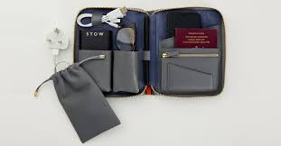 STOW: Life-Lasting <b>Luxury Leather</b> Accessories