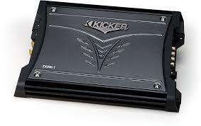 kicker 08zx300 1 mono subwoofer amplifier 300 watts rms x 1 at 2 kicker 08zx300 1 mono subwoofer amplifier 300 watts rms x 1 at 2 ohms at crutchfield com