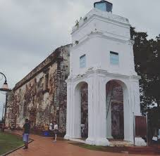 backpackers guide to malacca a world unesco heritage city by photos of st paul s church jalan kota malacca 1 2 by cheryl gonsalves
