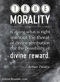 Quotes About Morality and Religion via Relatably.com