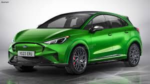 Ford Fiesta plant to build new 'mini <b>Mustang</b> Mach-e' electric car ...