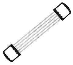 <b>Эспандер</b> грудной <b>Lite Weights</b> RJ0308A 63 см — купить по ...