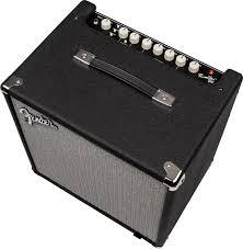 Купить <b>Fender Rumble</b> 40 (V3), Black/Silver с доставкой. Отзывы ...