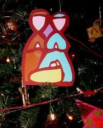 Decorazioni Finestre Scuola Primaria : Decorazioni natalizie u lapappadolce