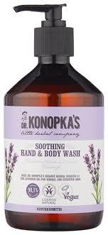 <b>Мыло жидкое</b> Dr.Konopka's <b>успокаивающее</b>