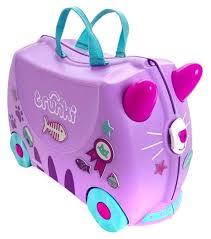 Купить <b>чемодан Trunki</b> 0322-GB01, цены в Москве на goods.ru