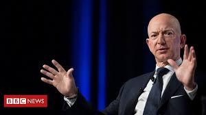 Jeff Bezos: Monde