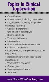 topics in clinical supervision can substitute social worker for topics in clinical supervision can substitute social worker for any therapeutic professional clinicalsupervision