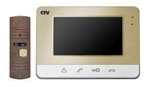 <b>CTV</b>-<b>DP401 Комплект видеодомофона</b> в Ростове-на-Дону