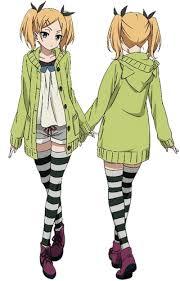 <b>Yano Erika</b> - Character (70457) - AniDB