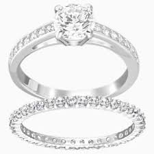 Swarovski Crystal <b>Rings</b> » Stunning Jewelry | Swarovski.com